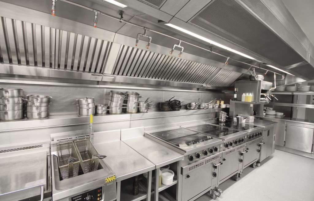 Commercial Kitchen and Restaurant wiring